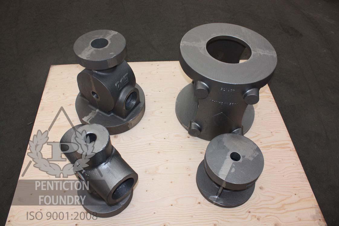 Comparison of ductile iron vs steel   Penticton Foundry