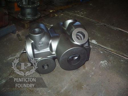Ductile Iron ASTM A536 Grade 60-40-18 Data Sheet | Penticton