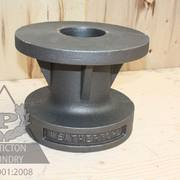 Ductile iron stuffing box.