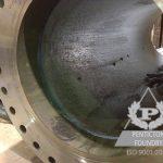 Chrome White Iron Spool