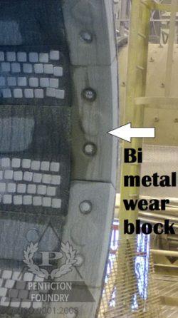 trunnion-liner-wear-block