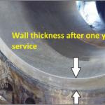 A532, chrome white iron, bi-metallic wye and lateral hydrotransport spool